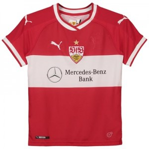 VFB Stuttgart Away Shirt 2018-19 - Kids