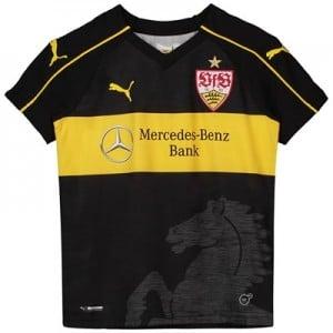 VFB Stuttgart Third Shirt 2018-19 - Kids
