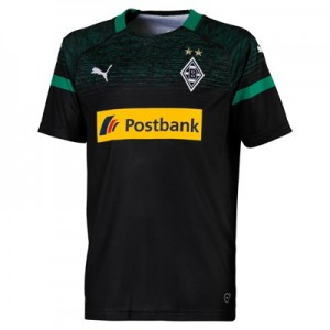 Borussia Monchengladbach Away Shirt 2018-19 - Kids