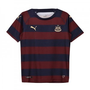 Newcastle United Away Shirt 2018-19 - Kids