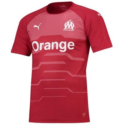 Olympique de Marseille Home Goalkeeper Shirt 2018-19