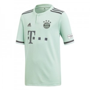 FC Bayern Away Shirt 2018-19 - Kids