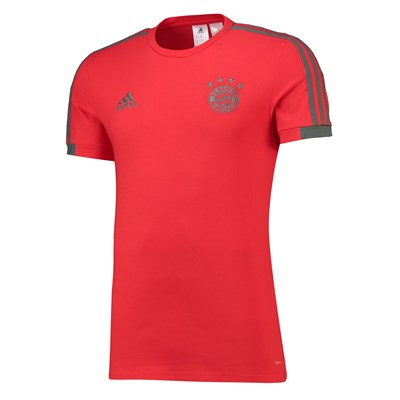 FC Bayern Training T-Shirt - Red