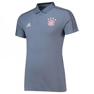 FC Bayern UCL Training Polo - Grey
