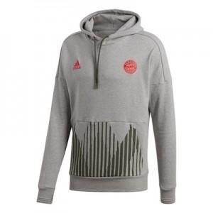 FC Bayern Hoody - Grey