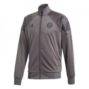 FC Bayern Track Top - Grey