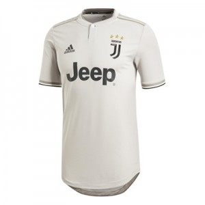 Juventus Away Authentic Shirt 2018-19