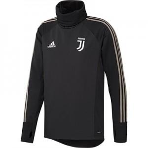 Juventus Training Warm Top - Black
