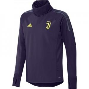 Juventus UCL Training Warm Top - Dark Blue