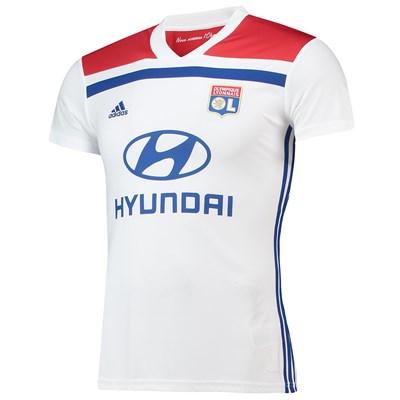 Olympique Lyon Home Shirt 2018-19 - Womens
