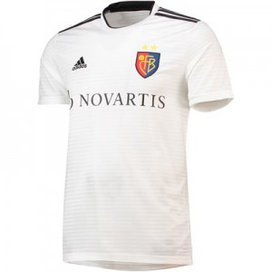 FC Basel Away Shirt 2018-19