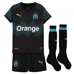 Olympique de Marseille Away Mini Kit 2018-19