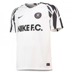 Nike FC Home Jersey - White
