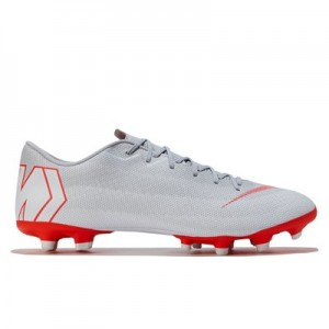 Nike Mercurial Vapor 12 Academy Multi-Ground Football Boots - Grey