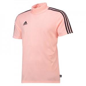 adidas Tango Jacquard Training Jersey - Pink