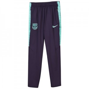 Barcelona Squad Training Pants - Purple - Kids