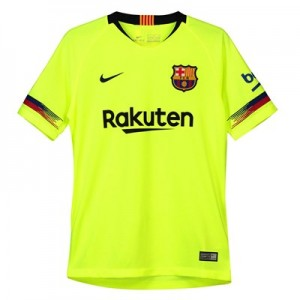 Barcelona Away Stadium Shirt 2018-19 - Kids