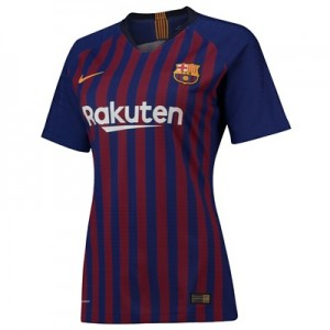 Barcelona Home Vapor Match Shirt 2018-19 - Womens
