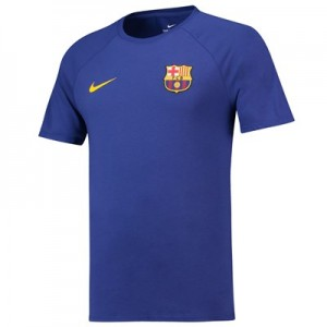Barcelona Match T-Shirt - Royal Blue