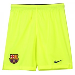 Barcelona Away Stadium Shorts 2018-19 - Kids