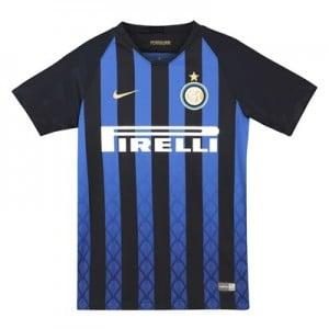 Inter Milan Home Stadium Shirt 2018-19 - Kids