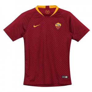 AS Roma Home Stadium Shirt 2018-19 - Kids