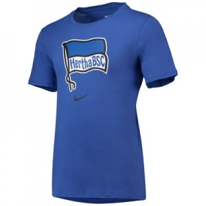 Hertha Berlin Evergreen T-Shirt - Royal Blue