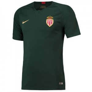 AS Monaco Away Stadium Shirt 2018-19 - Kids