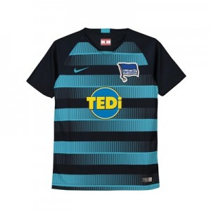Hertha Berlin Away Stadium Shirt 2018-19 - Kids