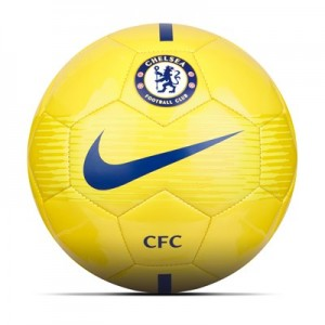 Chelsea Supporters Football - Yellow - Size 5