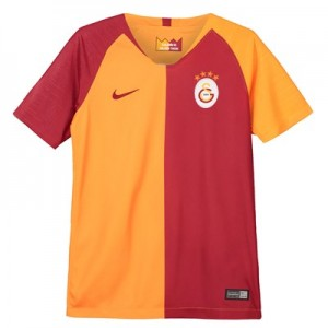 Galatasaray Home Stadium Shirt 2018-19 - Kids