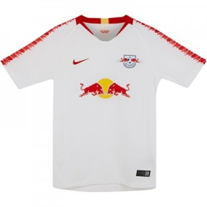 Red Bull Leipzig Home Stadium Shirt 2018-19 - Kids