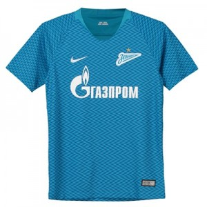 Zenit St. Petersburg Home Stadium Shirt 2018-19 - Kids