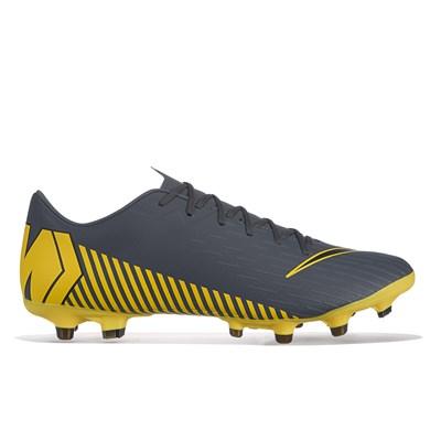 Nike Mercurial Vapor 12 Academy Multi-Ground Football Boots - Grey