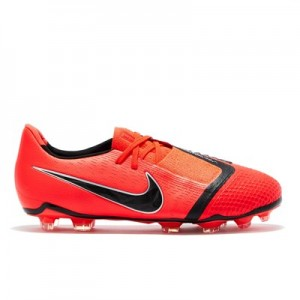 Nike Phantom Venom Elite Firm Ground Football Boots - Red - Kids