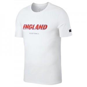 England Pride T-Shirt - White