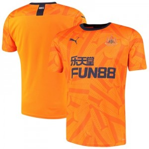 Newcastle United Authentic Third Shirt 2019-20