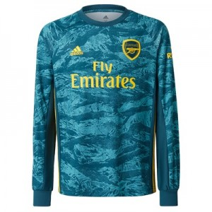 Arsenal Home Goalkeeper 2019-20 - Kids