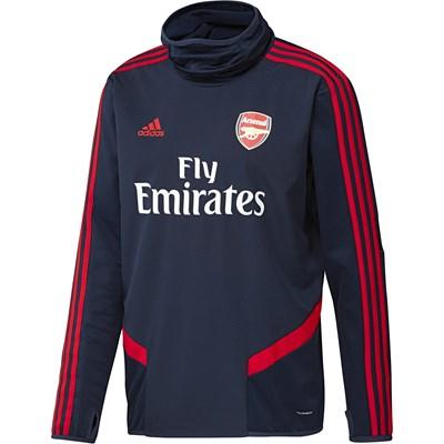 Arsenal Training Warm Top - Navy