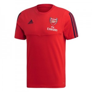Arsenal Training Tee - Red