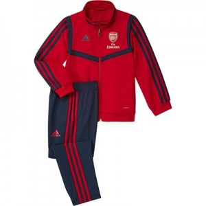 Arsenal Pre-Match Suit - Red/Navy - Infant