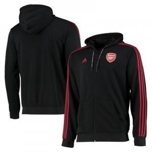 Arsenal Full Zip Hoodie -