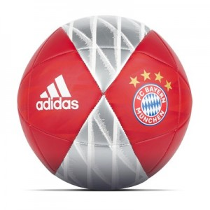 FC Bayern Capitano Ball - Red