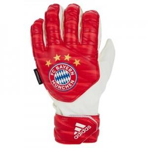 FC Bayern Goalkeeper Gloves - Red