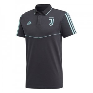 Juventus UCL Training Polo - Grey