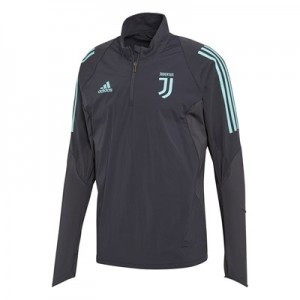 Juventus UCL Training Top - Grey