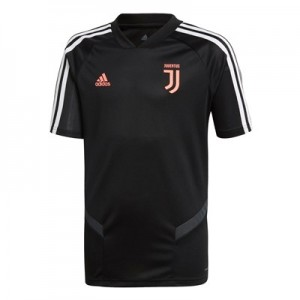 Juventus Training Jersey - Black - Kids