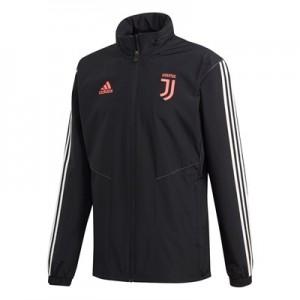 Juventus All Weather Jacket - Black