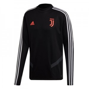 Juventus Training Top - Black