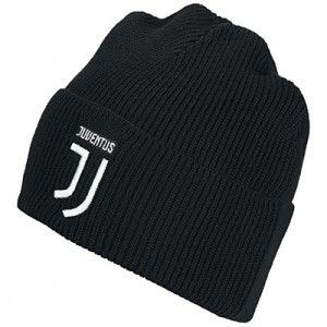 Juventus Woolie Hat - Black